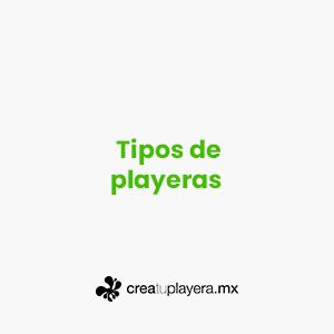 Tipos de playeras