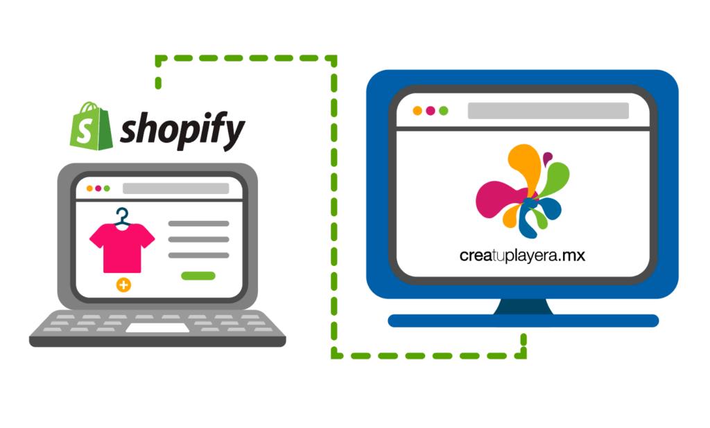 Shopify App Crea tu Playera