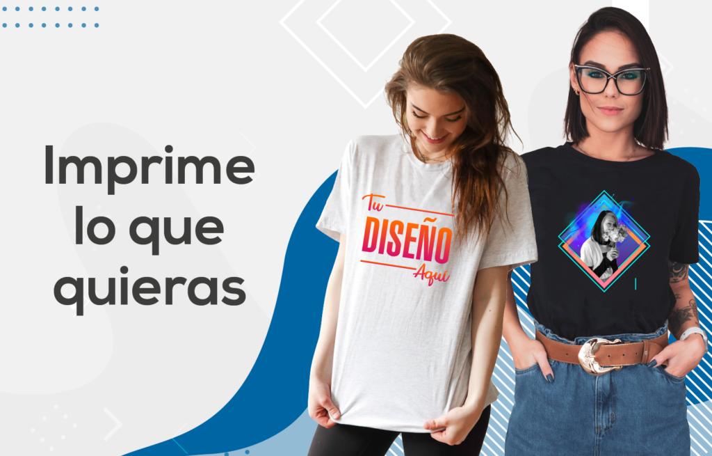 Crea tu Playera, la app para realizar impresión bajo demanda de playeras en México.